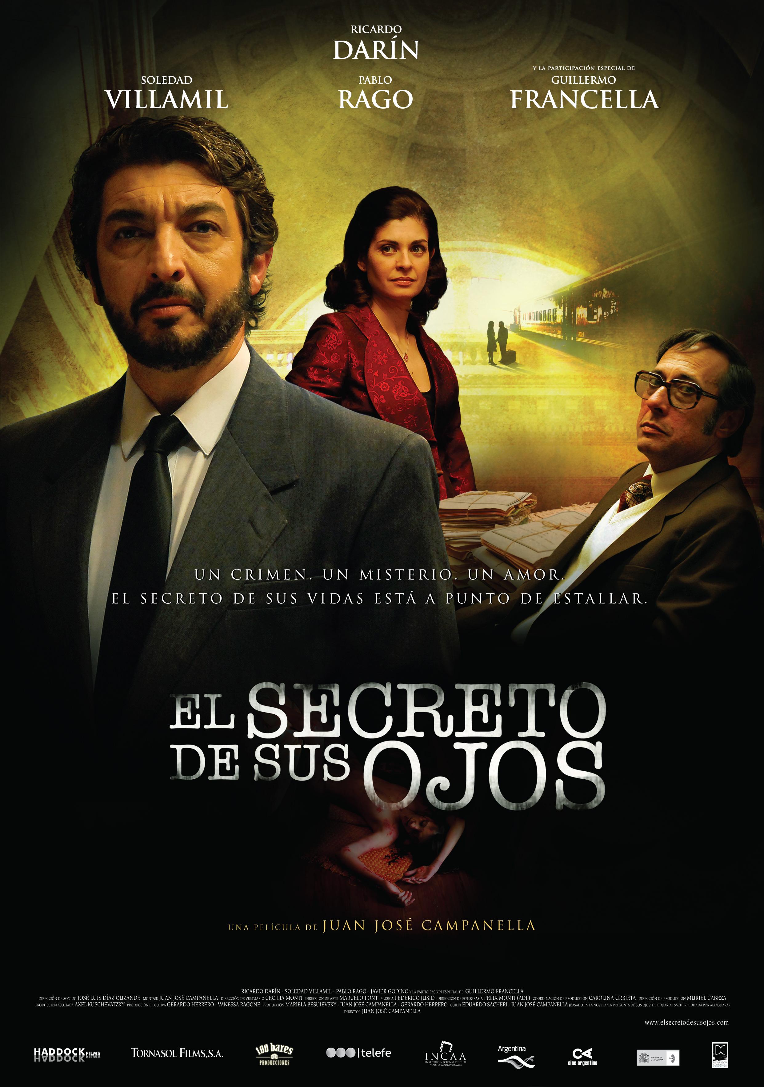 No se si prefiero cine argentino o mejicano cosas que se for El mural pelicula argentina