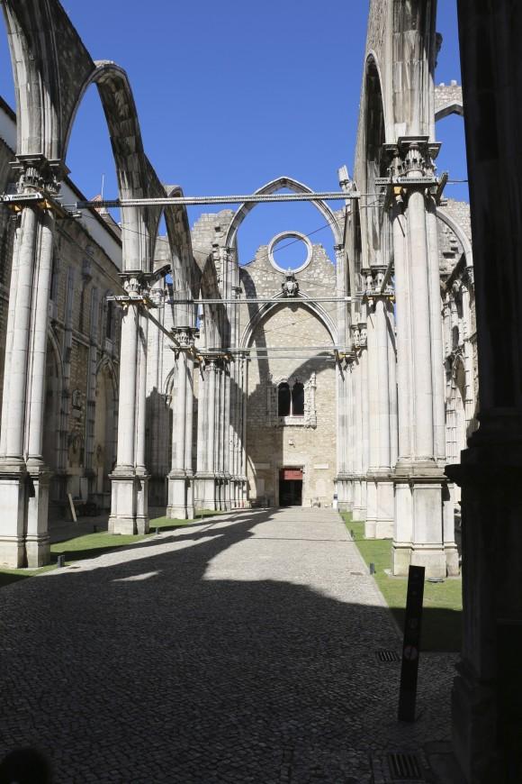 Iglesia del Convento Do Carmo