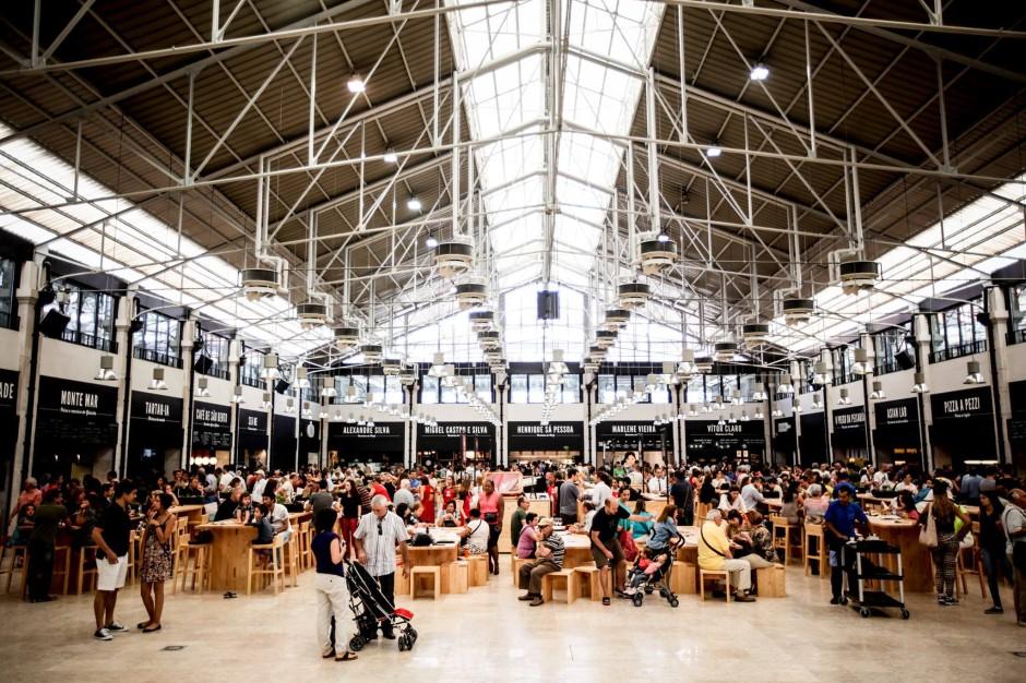 Mercado de Ribeira