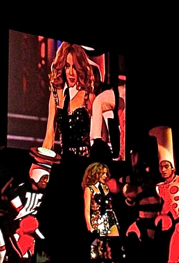 Minogue Madrid