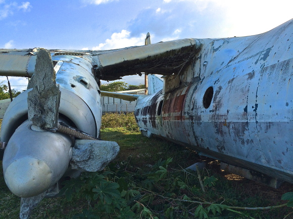 Aviones soviéticos caribe
