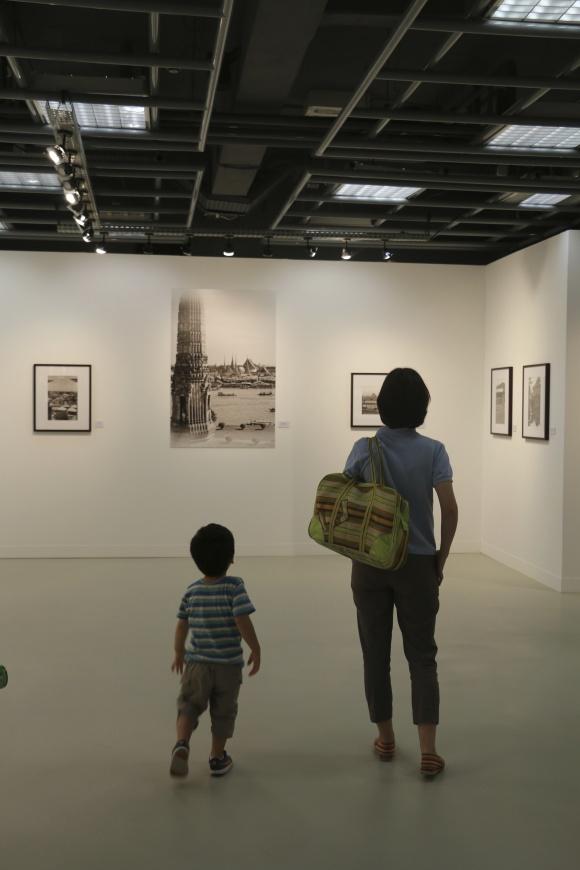 Exposición Fabrizio La Torre