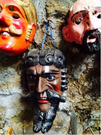 Mascaras conquistadores
