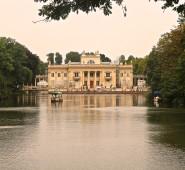 Palacio sobre el agua Varsovia