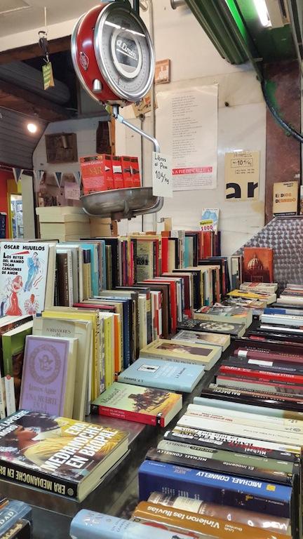 Libros al peso