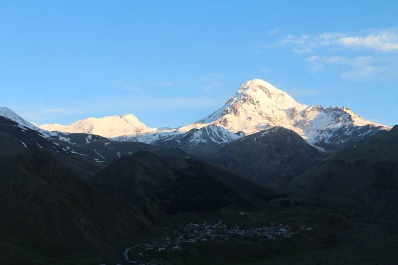 Monte Kazbeghi